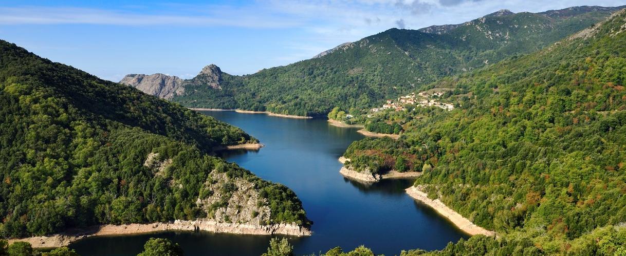 vallée du Prunelli