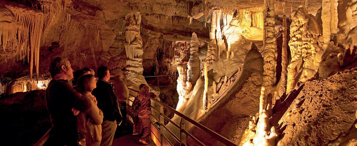 Grottes et gouffres de France