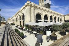 Le centre-ville de Marseille