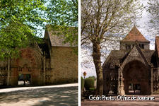 Eglise de Moutier d'Ahun