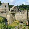 Le château de Fougères, en Bretagne