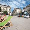 La place du Ralliement à Orléans