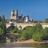 Les berges de la Loire à Orléans